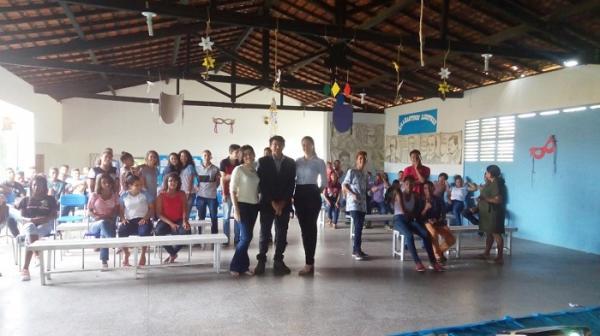 MPPI realiza palestra em Amarante sobre o Estatuto da Criança e do Adolescente