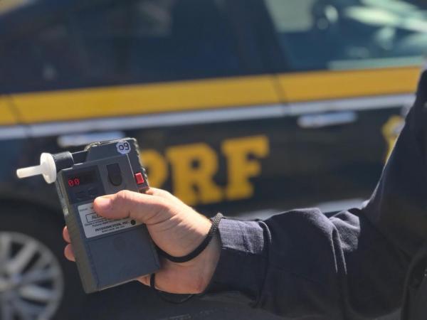 Em Operação, Polícia Rodoviária Federal flagra 15 condutores dirigindo embriagados