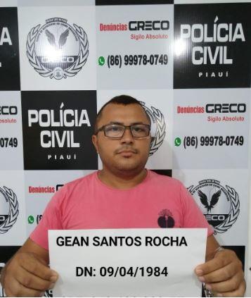 Último acusado de assaltar o Bradesco de Castelo do Piauí é preso