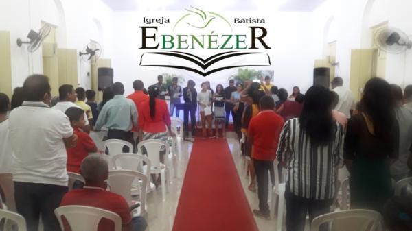 Igreja Batista Ebenézer comemora seu aniversário de 101 anos em Amarante