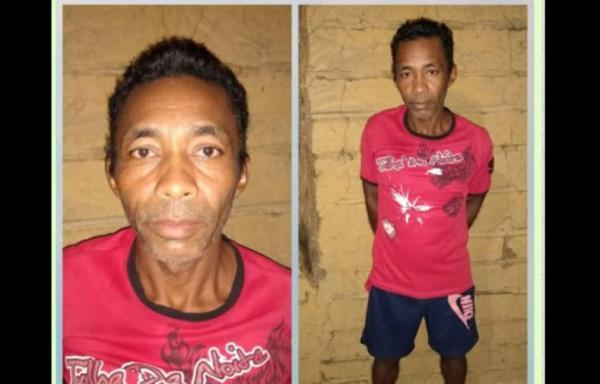 Em Palmeirais acusado de estupro de vulnerável é preso pela Força Tática de Regeneração