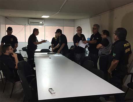 PF cumpre 12 mandados de busca e apreensão em nova operação na Seduc