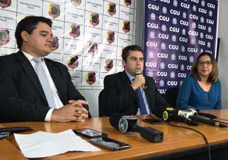 Servidores teriam recebido R$ 300 mil para beneficiar empresas na Seduc/PI