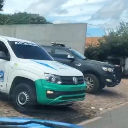 Campo Maior: localizada caminhonete utilizada em fuga de assaltantes