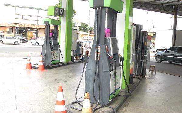 Preço da gasolina chega a R$ 5,18 nos postos de Teresina