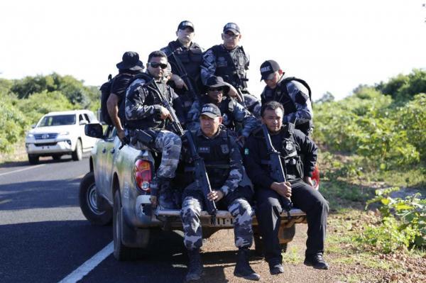 Sobe para 8 número de mortos em ação contra roubos em Campo Maio