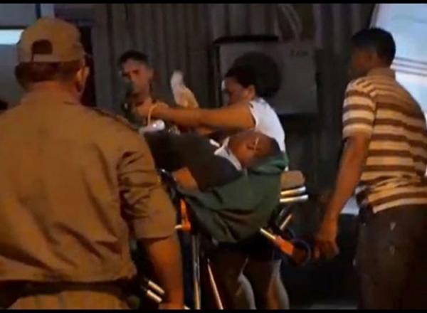 Em discussão familiar, policial é esfaqueado e mata genro em Nazaré do Piauí