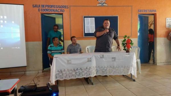 Morre Secretário de Educação de São Pedro do Piauí, Fredson Leal Nunes