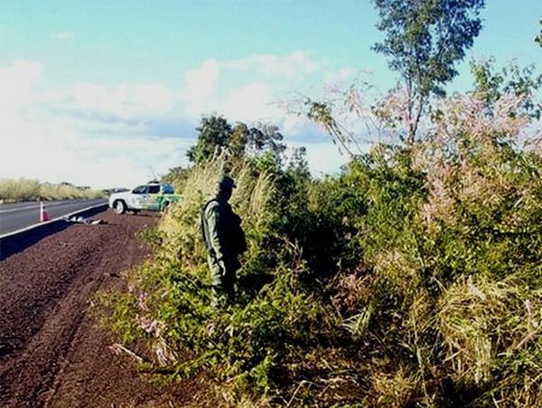 Homem é assassinado ao pedir ajuda após capotamento de carro em rodovia