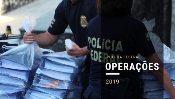 PF deflagra operação Grande Família para combater fraudes previdenciárias