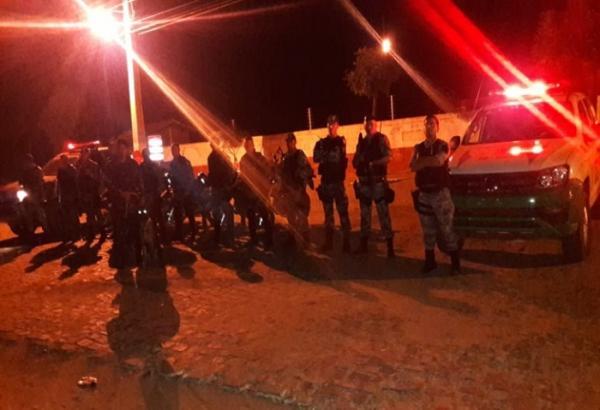 PM intensifica ações contra o tráfico de droga em Picos