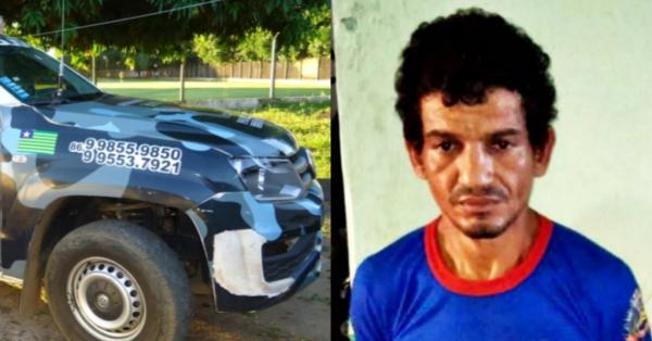 Polícia Civil e Força Tática prendem arrombador de residências em Amarante