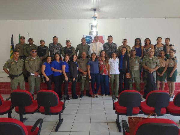 18º BPM de Água Branca realizou solenidade em comemoração aos 184 anos da Polícia Militar do Piauí