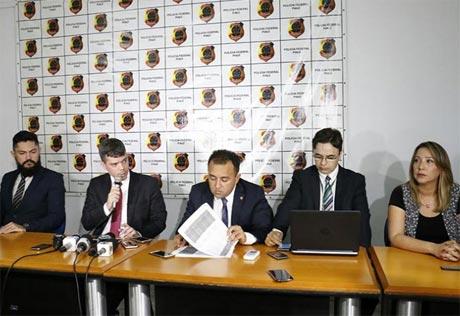 PF cumpre mandados de prisão contra acusados de desvio de dinheiro em Dom Inocêncio
