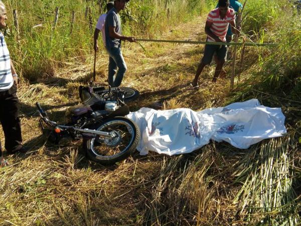 Homem é encontrado morto ao lado da PI 236 próximo a São Gonçalo do Piauí