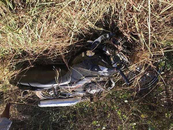 Jovem morre em grave acidente na BR-343 próximo de Regeneração
