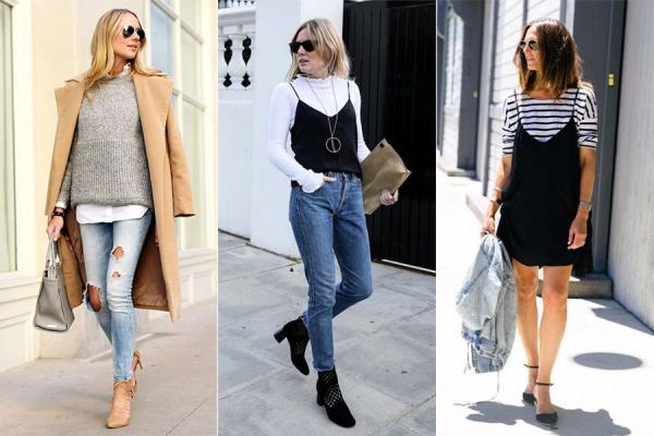 Principais tendencias vistas no outono e que permanecem no inverno...