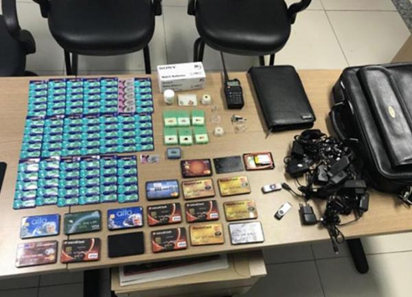 Polícia prende grupo da Paraíba que fraudava concursos no PI