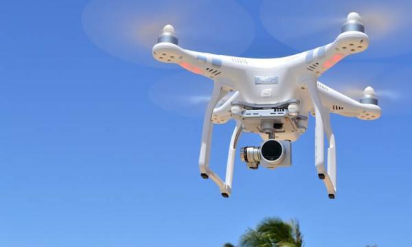 Drone será utilizado para realização do Cadastro Ambiental Rural no Piauí
