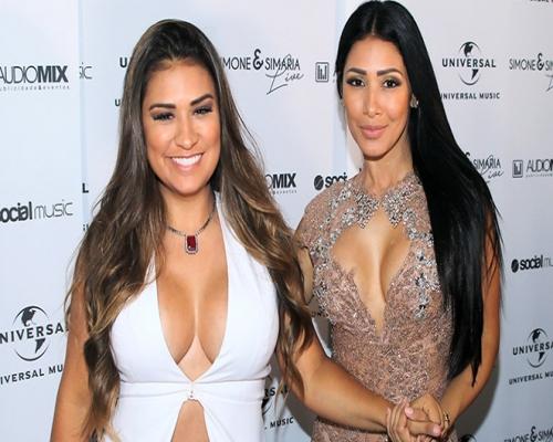 Policia interrompe show de Simone e Simaria em Miami