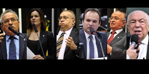 Veja quais os deputados do Piauí votaram a favor de Temer