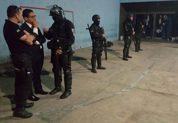 PM é preso por facilitar fugas e entrada de celulares na Custódia