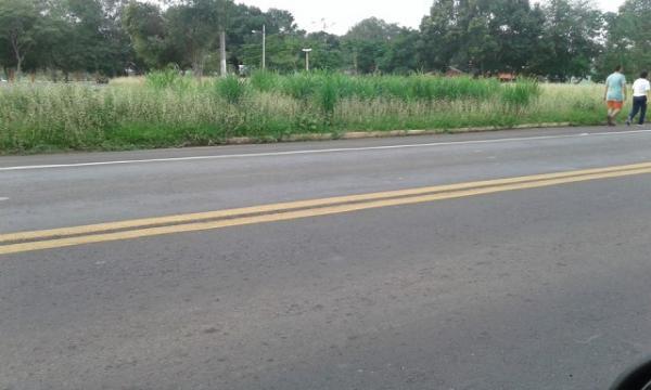 Homem é vítima fatal em acidente de moto