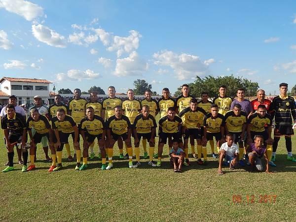 Bulungão campeão do Campeonato de Futebol de Água Branca 2017