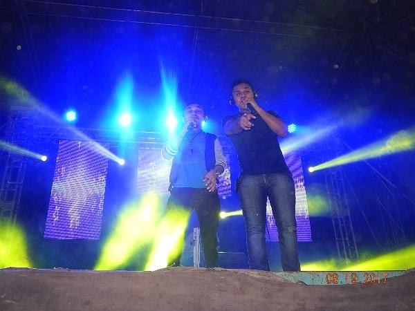 Meninos de Barão e Forró Molejo animam o encerramentos dos festejos da localidade Boi Morto
