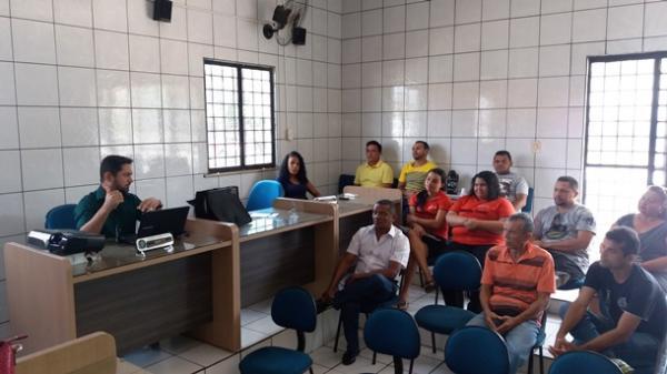 Prefeitura realiza I Fórum Municipal de Educação em Agricolândia