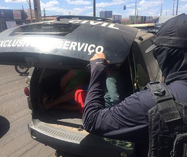 Escrivão da Polícia Civil é flagrado em boca de fumo no Piauí