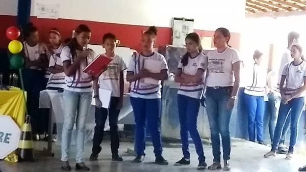 U.E. Roque Alencar concluiu o projeto
