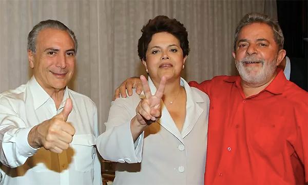 Delação de executivos da OAS chega ao STF e atinge Lula, Dilma e aliados de Temer