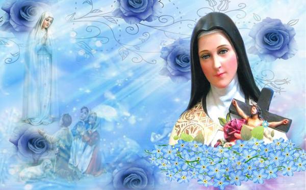 Confira a programação religiosa do novenário de Santa Teresinha do Menino Jesus em Buraco Dágua