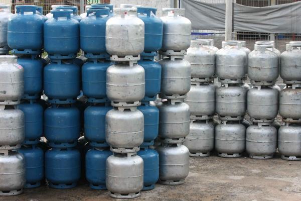 Preço do botijão de gás terá reajuste de 6,9% a partir de Hoje terça 26