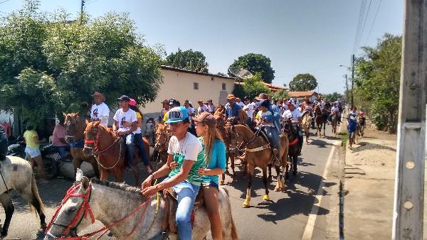 Terceira Cavalgada dos amigos vaqueiros de Hugo Napoleão, Confira a Cobertura!