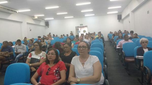 Secretário de Educação de Agricolândia participou de encontro para monitoramento do PME em movimento