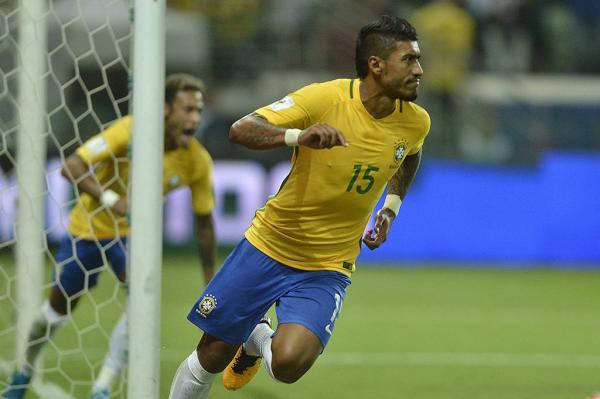 Brasil vence o seu último jogo oficial e tira o Chile da Copa do Mundo