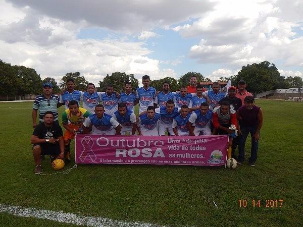 Seleção de Agricolândia vence Amarante e garante vaga na próxima fase da copa AMPAR
