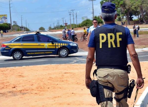 PRF registra 19 acidentes com três mortes durante o feriado
