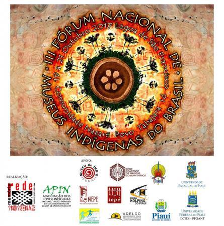 Uespi é parceira do III Fórum Nacional de Museus Indígenas do Brasil