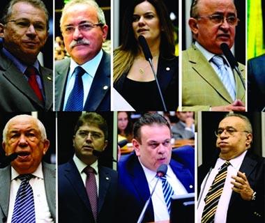 Veja como votaram os deputados do Piauí na denúncia de Temer