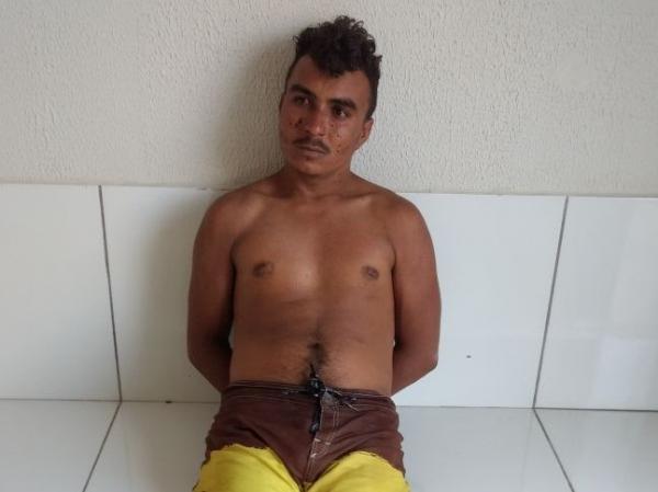 Força Tática prende Homem com triturador de maconha na zona rural de Regeneração
