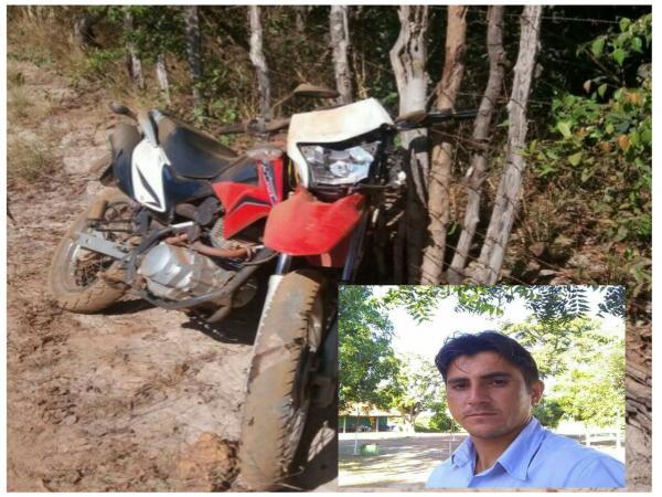 HugoNapoleonense Morre em grave acidente na zona rural de Boa Hora