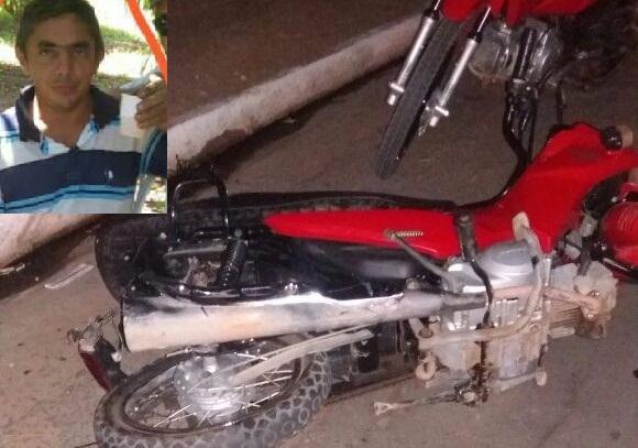 Homem morre em acidente entre duas motos em Água Branca (PI)