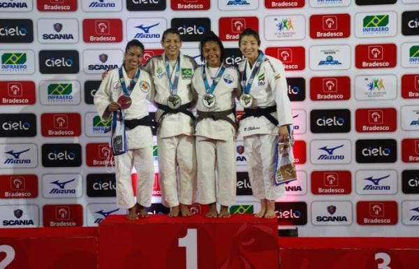Judocas piauienses são ouro no campeonato brasileiro 2017