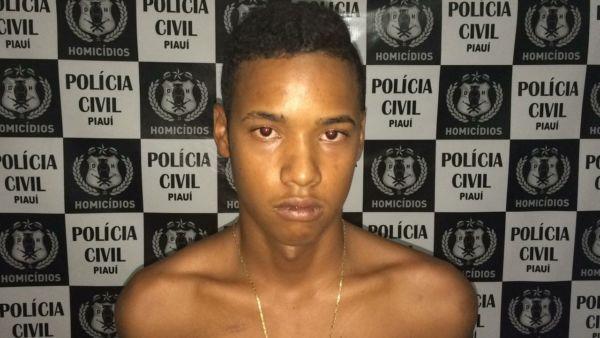 Polícia prende acusado de matar adolescente na zona norte de Teresina