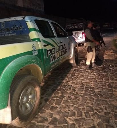 Operação integrada Médio Parnaíba seguro deu inicio nas cidade de Água Branca, São Pedro e Hugo Napoleão