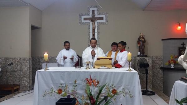Paróquia de Agricolândia comemora um ano de instalação com grande festa