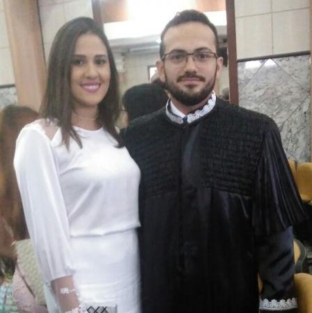Hugonapoleonense é empossado juíz, e passa a integrar o Judiciário no Maranhão